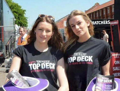 Leeds Promo Girls UK Nationwide Event Staffing Agency Varii