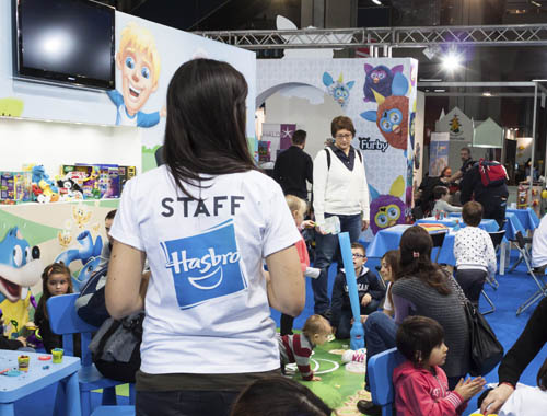 Manchester Exhibition Staff UK Nationwide Event Staffing Agency Varii