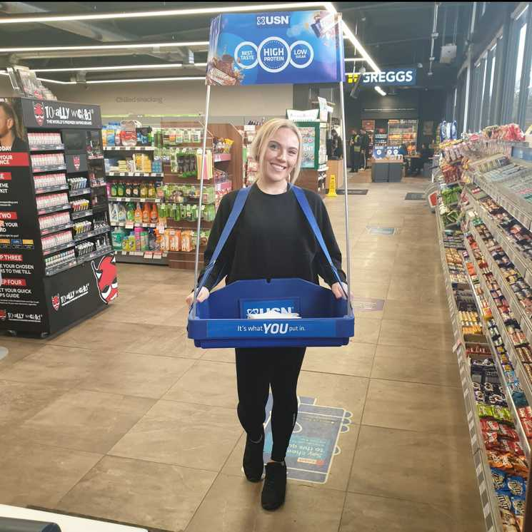 Hire Sampling Staff from Varii Promotions the Leading UK Sampling Staff Agency 2020